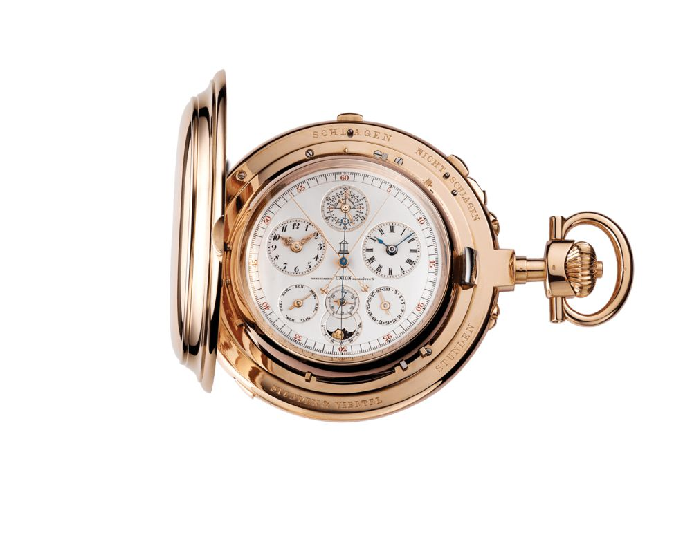 Карманные часы Grand Complication Universelle