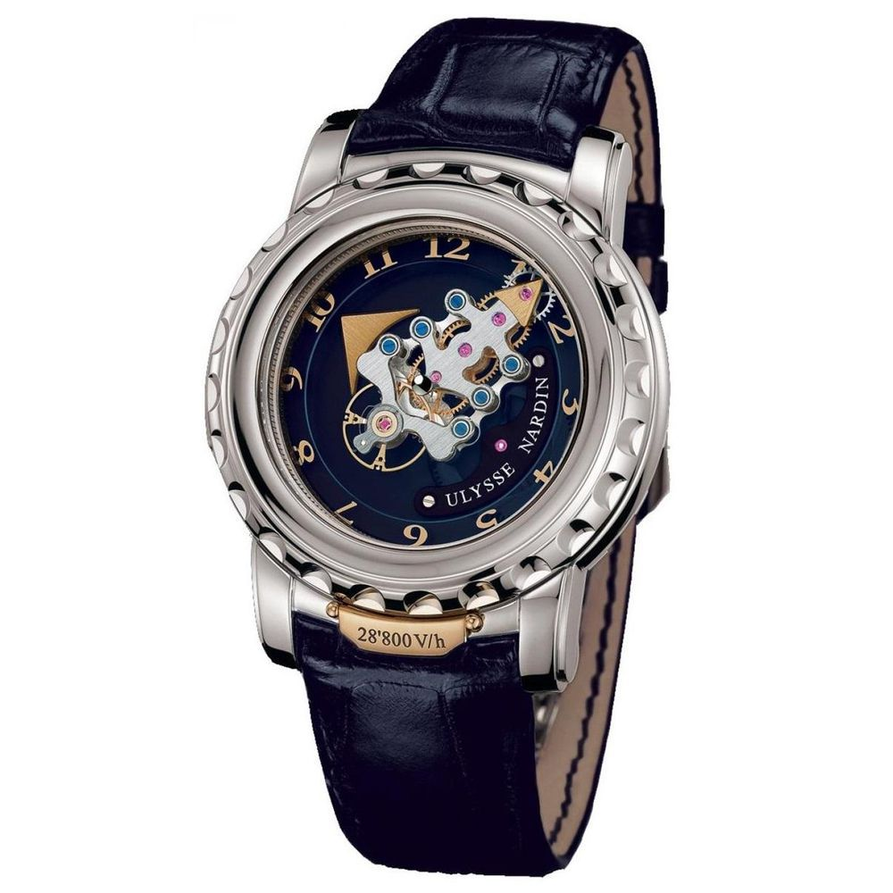 Часы Ulysse Nardin Freak, 2001